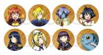 Buttons - Slayers by Karmada