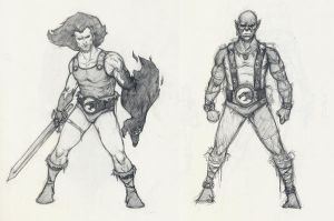 Thundercats by torei