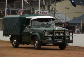International C1100 ute by RedtailFox