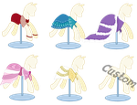 Pony dresses for sale by HeartRoyali