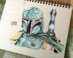 The Mandalorian by Paa-H