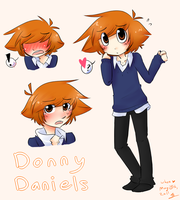 Donny Donny Donny Daniels by Whoodles