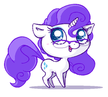 Pixel Rarity by basserist