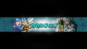 Wwimash Youtube Banner by TaintedVampire