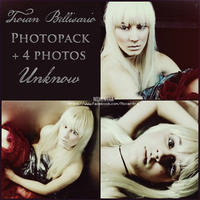 Troian Bellisario Unknow #7 Photopack by N0xentra