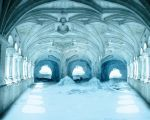 Frozen Palace Premade BG by CelticStrm-Stock by CelticStrm-Stock