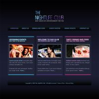 Night Club by by apokalypseAT by WebMagic