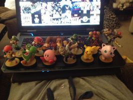 The Original 12 - amiibo by UKD-DAWG
