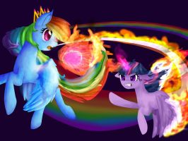 You Stole My Crown!!!! by SparkingComet