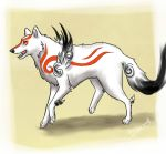 Running Ammy by brown-she-wolf