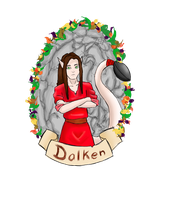 Dalken by TheArtisticPony