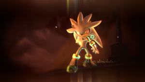Silver the Hedgehog ... of an absolution by RealSonicSpeed