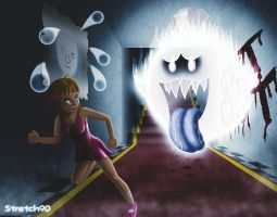 Kate Vs King Boo Final by Stretch90