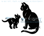 Kitten And Cat Sanctuary Logo by WildSpiritWolf