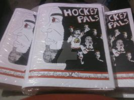 HOCKEY PALS bundle by shawncomicart