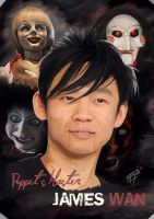 James Wan tribute by GakiRules