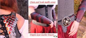 Costume close ups by Nephri