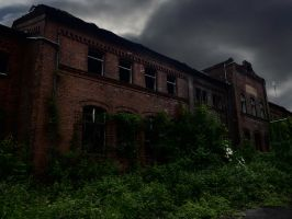 Abandonned station 1 by Dragoroth-stock