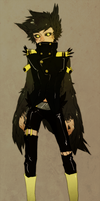 hello mister crow by Jotaku