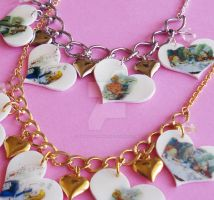 Alice Charm Necklaces 2 by FatallyFeminine