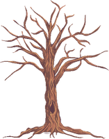 pixel tree practice thing yeh by mzza-art