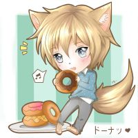 Donut by Peahedge