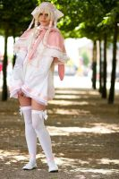 Chii- Chobits by JustPeachyCosplay