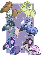 Toukwala adopts by Fenny-Fang