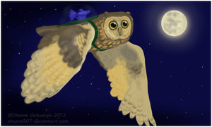 So happy together - Owl of a Season - part3 by Oksana007