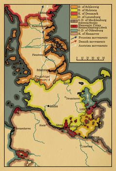 The Second Schleswig War by TheAresProject