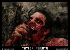 Tyler Feratu by borderline