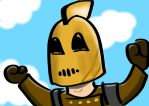 li'l rocketeer by mikeydoy