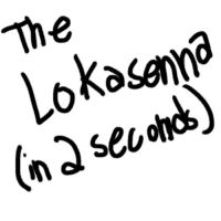 THE LOKASENNA (in two seconds) by Rei-Yami-Hikari