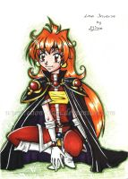 Lina Inverse by Elion-chan