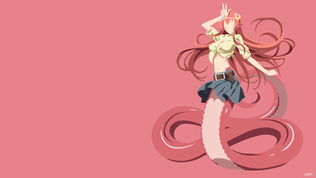 Miia the Lamia #2 [Monster Musume] by SkyArctic