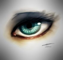 Eye by MichaelthePure
