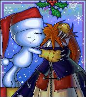 Merry christmas by Leen-galeas