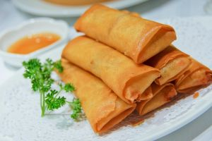 Chinese Spring Rolls by splgum