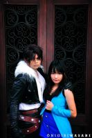 Final Fantasy VIII: I'll be your Knight by ZenChuU
