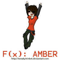 .:F-x-:AMBER:. by tweakytrinket
