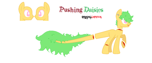 //AUCTION\ |Pushing Daisies| Gore Pony //OPEN\ by DemonicCarnival