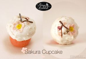 Sakura Cupcake - Prototype by chat-noir