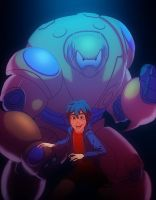 Big Hero 6 by HughFreeman