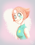 Pearl (With Speed Paint!) by brittninja