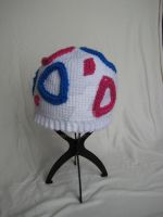 Crochet Togepi Beanie by Elmira-san