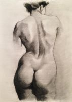 Life Drawing Homework 1 by hglucky13