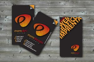 Business card Even Design by evendesign