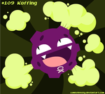 KOFFING IS AWESOME by SamKalensky
