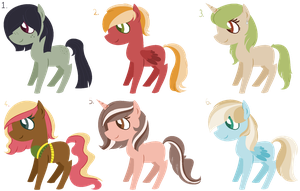 Some Simple MLP Adopts (CLOSED) by Athene112