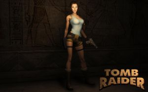 Simple Tomb Raider by luciferFlash